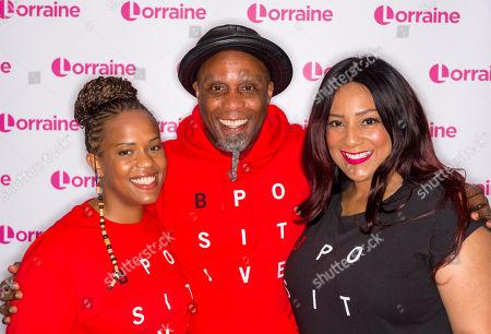B-Positive Choir - Divinia Caballero, Colin Anderson, Lurine Cato