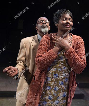 Wil Johnson as Brod, Sarah Niles as Enid