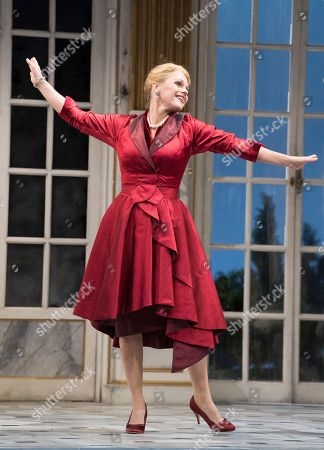 Miah Persson as The Countess