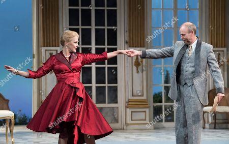 Editorial photo of 'Capriccio' Opera performed by Garsington Opera at Wormsley, UK - 30 May 2018