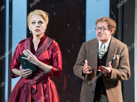 Miah Persson as The Countess, Sam Furness as a Composer