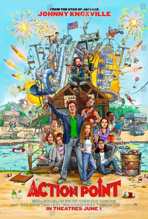 Action Point (2018) Poster Art