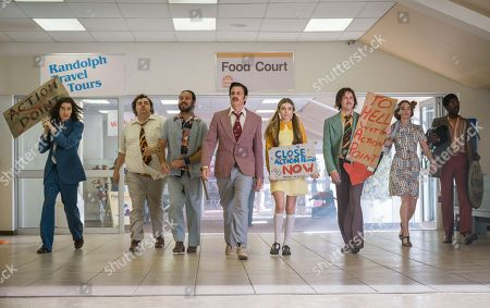 Conner McVicker, Joshua Hoover, Chris Pontius, Johnny Knoxville, Eleanor Worthington Cox, Johnny Pemberton, Brigette Lundy-Paine, Eric Manaka
