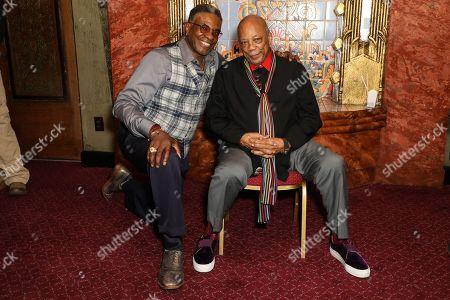 Keith David, Quincy Jones