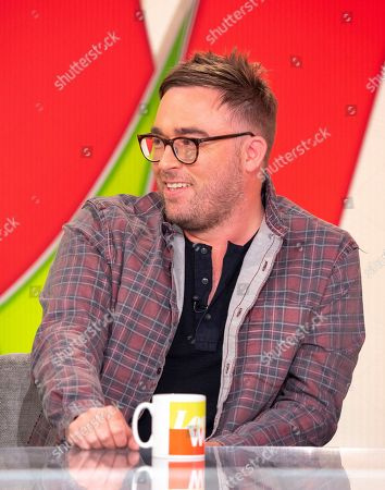 Stock Photo of Danny Wallace