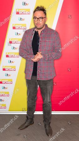 Stock Image of Danny Wallace