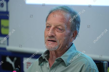 Stock Picture of Renzo Ulivieri