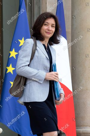 French Junior Minister for Economy Delphine Geny-Stephann