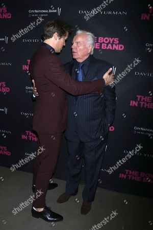 Editorial picture of 'The Boys In The Band' 50th Anniversary celebration, New York, USA - 30 May 2018