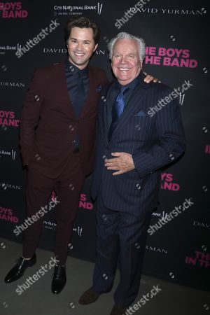 Editorial image of 'The Boys In The Band' 50th Anniversary celebration, New York, USA - 30 May 2018