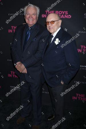 Robert Wagner and Matt Crowley, Playwright