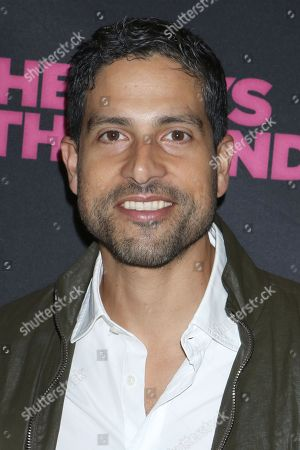Stock Photo of Adam Rodriguez