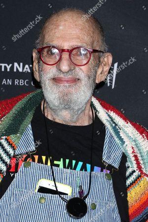 Stock Image of Larry Kramer