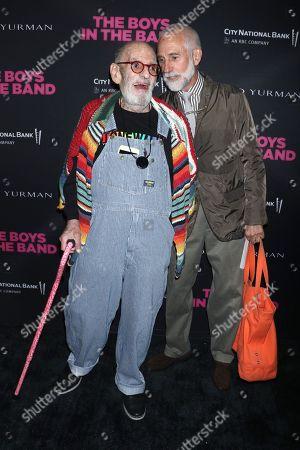 Larry Kramer and William David