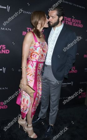 Laura Benanti and husband Patrick Brown