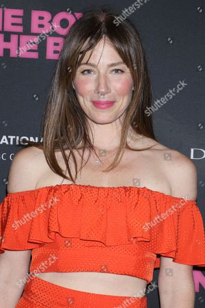 Stock Picture of Lynn Collins