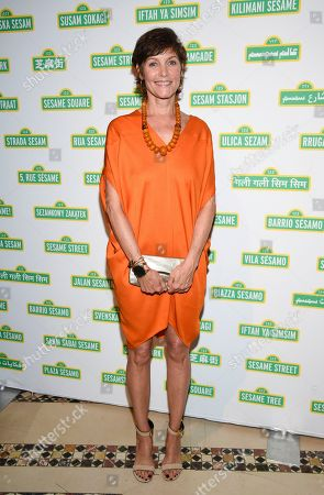 Actress Carey Lowell attends Sesame Workshop's 16th Annual Benefit Gala at Cipriani 42nd Street, in New York