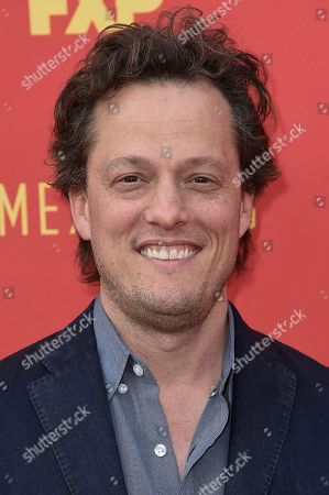 """Nathan Barr attends """"The Americans"""" FYC event at the Television Academy Wolf Theater, in Los Angeles"""