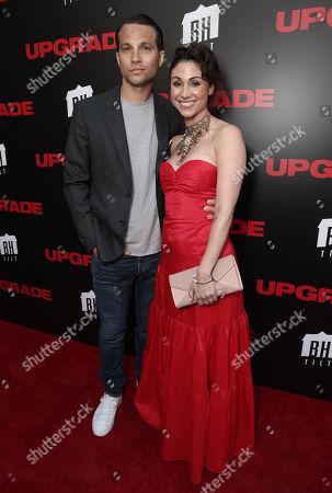 Logan Marshall-Green and Diane Marshall-Green