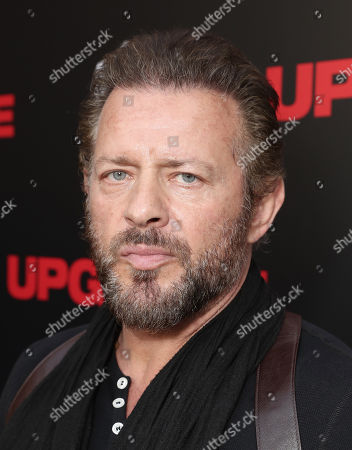 Editorial picture of 'Upgrade' film premiere, Arrivals, Los Angeles, USA - 30 May 2018