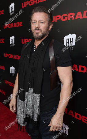 Editorial image of 'Upgrade' film premiere, Arrivals, Los Angeles, USA - 30 May 2018