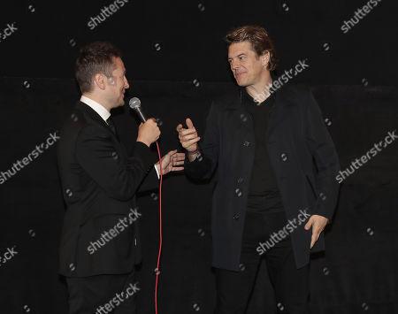 Director Leigh Whannell and Producer Jason Blum