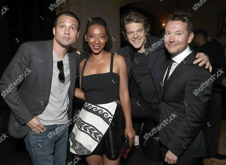 Editorial image of 'Upgrade' film premiere, After Party, Los Angeles, USA - 30 May 2018
