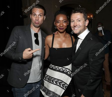 Editorial photo of 'Upgrade' film premiere, After Party, Los Angeles, USA - 30 May 2018