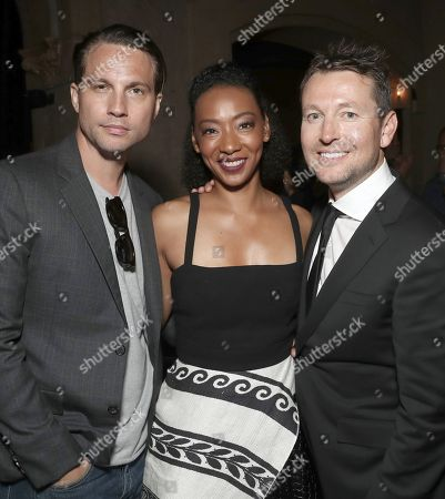 Editorial picture of 'Upgrade' film premiere, After Party, Los Angeles, USA - 30 May 2018
