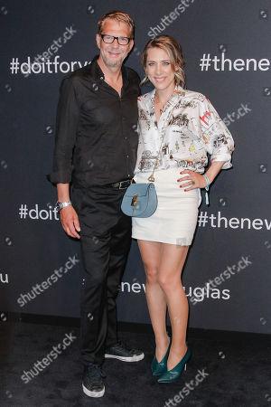 Kai Wiesinger and Marisa Leonie Bach