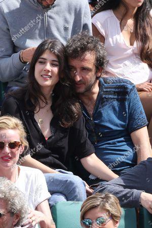 Sandrine Calvayrac and Cyrille Eldin