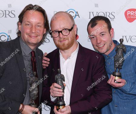 Joris de Mann, Joe Henson and Alexis Smith (Best Original Games Score)