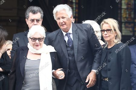 Line Renaud, Pierre Dhostel, Carole Bellemare