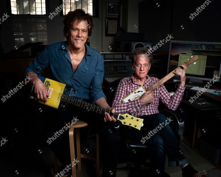 Editorial image of The Bacon Brothers Portrait Session, New York, USA - 28 May 2018