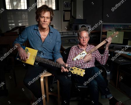 Editorial picture of The Bacon Brothers Portrait Session, New York, USA - 28 May 2018