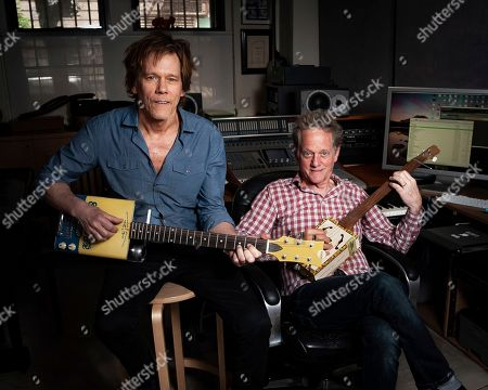 Editorial photo of The Bacon Brothers Portrait Session, New York, USA - 28 May 2018