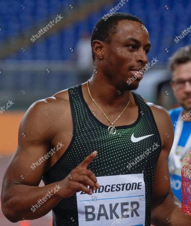 Editorial picture of Athletics Golden Gala, Rome, Italy - 31 May 2018