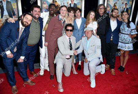 Chris Pontius, Eric Manaka, Tim Kirkby, Johnny Pemberton, Conner McVicker, Eleanor Worthington Cox, Matt Schulze, Joshua Hoover, Johnny Knoxville, Brigette Lundy-Paine, Dan Bakkedahl and Camilla Wolfson