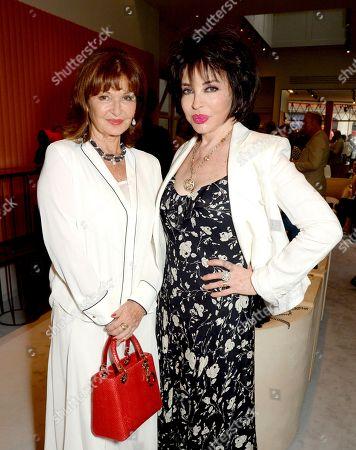 Stephanie Beacham and Cheryl Howard