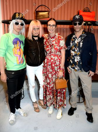 Editorial photo of Valextra FW18 Collection Launch Party, London, UK - 31 May 2018