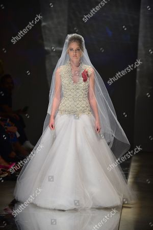 Editorial picture of Oscar Carvallo show, Miami Fashion Week, USA - 30 May 2018