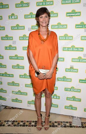 Stock Photo of Carey Lowell attends Sesame Workshop's 16th Annual Benefit Gala at Cipriani 42nd Street, in New York