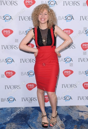 Editorial picture of Ivor Novello Awards, London. UK - 31 May 2018