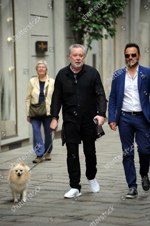Editorial image of Lele Mora out and about, Milan, Italy - 31 May 2018