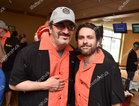Robert Smigel and Charlie Day