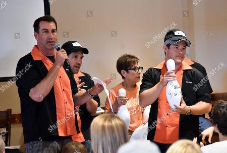 Editorial photo of Big Slick Block Party and Bowling, Kansas City, USA - 02 Jun 2018