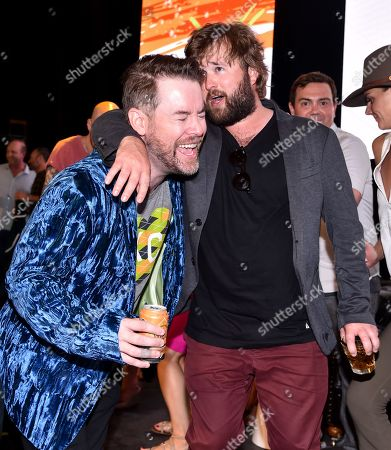 David Cook and Haley Joel Osment