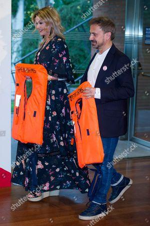 Jose Mota and Patricia Rivas