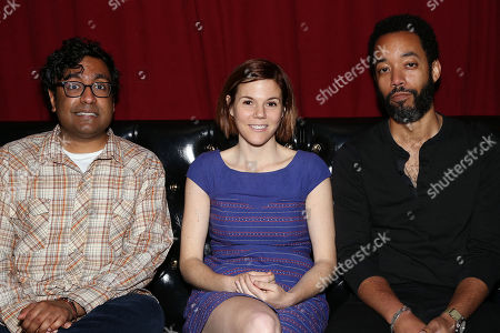 """Editorial image of NYC Special Screening and Q & A for HBO's """"Wyatt Cenac's Problem Areas"""", New York, USA - 31 May 2018"""