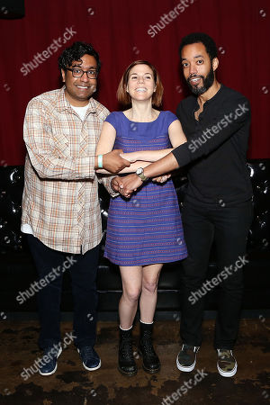 """Editorial picture of NYC Special Screening and Q & A for HBO's """"Wyatt Cenac's Problem Areas"""", New York, USA - 31 May 2018"""
